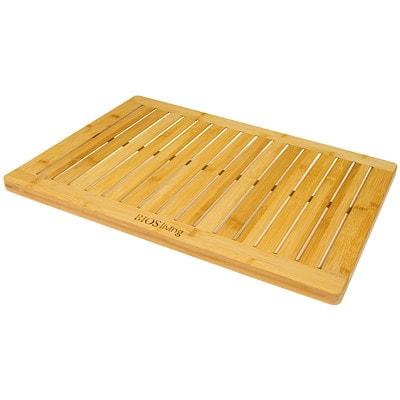 BIOS Living Bamboo Shower Crate Mat