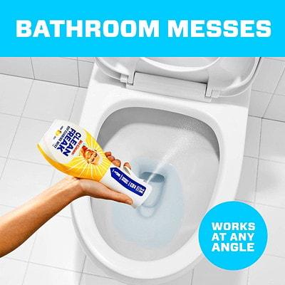 Mr. Clean Clean Freak Deep Cleaning Mist Multi-Surface Cleaner Refill, Lemon Zest Scent, 473 mL 473ML  LEMON ZEST SCENT