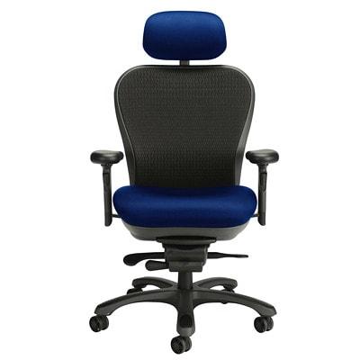 Nightingale CXO Executive Chair EXECUTIVE MESH TASK C4 MYSTIC BLUE FABRIC
