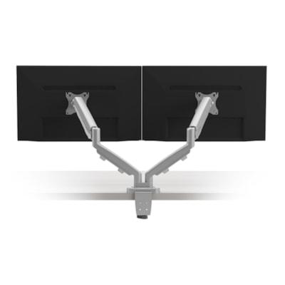 esi Eppa Monitor Arms, Silver SILVER