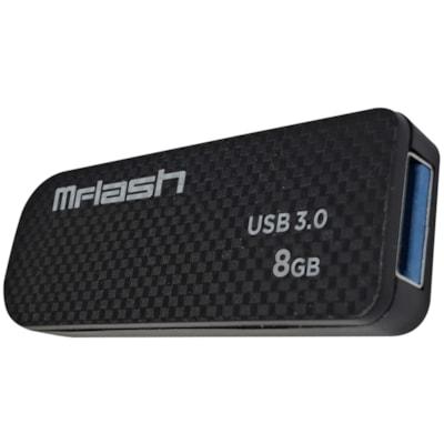 Mflash USB 3.0 Flash Drives, 8 GB, 3/PK UPTO READ 20MB/S WRITE 20MB/S 8GB USB 3.0 - 3 PACK