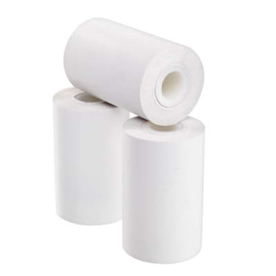 """McDermid Thermal Simplicity Point of Sale Rolls, 2 1/4"""" x 50', 50/CT ROLL DIAM. 1.6""""  FOR VERIFONE"""
