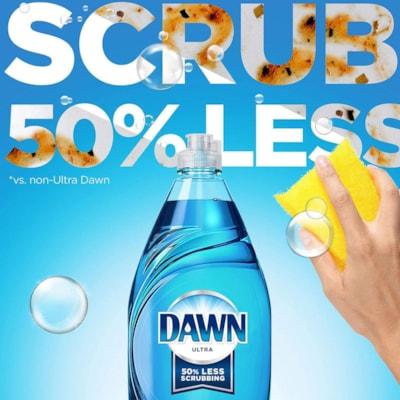 Dawn Ultra Dishwashing Liquid, Original Scent
