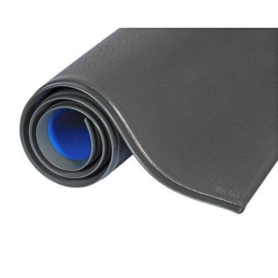 Mat Tech Wear-Bond Comfort-King Anti-Fatigue Mat, Grey, 2' x 3' GREY
