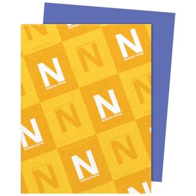 Papier Astrobrights Neenah, violet vénus, format lettre, certifié FSC et Green Seal, 24 lb, rame FSC LASER INKJET GUARANTEED VENUS VIOLET