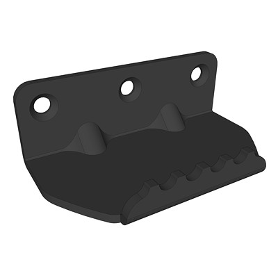 Ouvre-porte par le pied mains libres Northern Specialty Supplies, noir HANDS FREE
