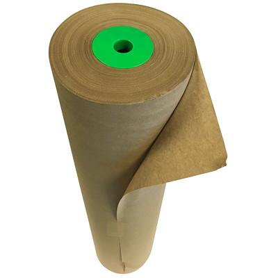 """Edge Packing Paper Roll, Kraft, 36"""" x 1,200' MF DD30"""