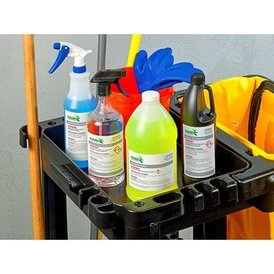 Étiquettes SGH blanches pour produits chimiques UltraDuty Avery, blanc, 3 1/2 po x 5 po, Feuilles de 4 étiquettes, Emb de 50 feuilles 200  BLANC  LASER  3 PO X 5PO RéSISTENT AUX PRODUITS CHIMIQU