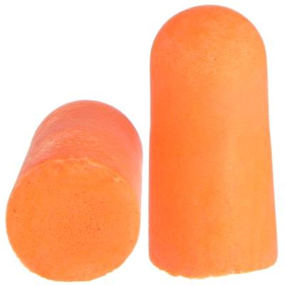Bouchons d'oreilles sans cordon en mousse 3M EMB. DE 4 PAIRES  NNR : 32 DB MOUSSE SOUPLE ET LISSE