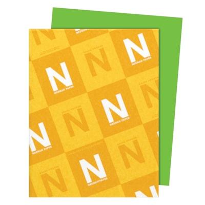Papier Astrobrights Neenah, vert martien, format lettre, certifié FSC et Green Seal, 24 lb, rame FSC LASER JET D'ENCRE GARANTIE GREEN MARTIAN
