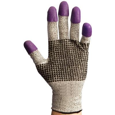 Jackson Safety G60 Purple Nitrile Cut-resistant Size 9 (L) Gloves ONT ONLY