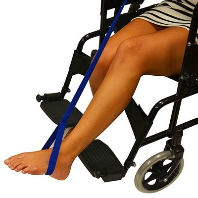 BIOS Living Leg Lifter  ACCOMMODATE ANY FOOT SIZE