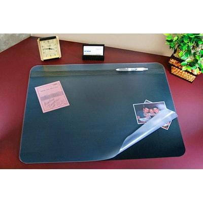 "Artistic Krystal-Lift 20"" x 31"" Non-Glare Desk Pad Organizer"