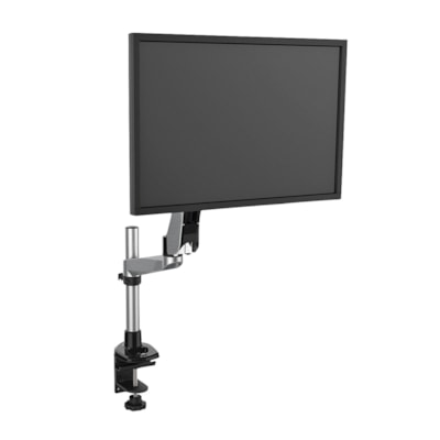 3M Easy Adjust Single Monitor Arm, Silver (MA245S) SILVER