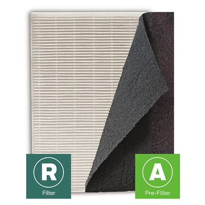 Honeywell Universal Air Purifier Carbon Pre-filter (A) REDUCE ORDOUR W/CARBON TRAPS LARGER PARTICLES