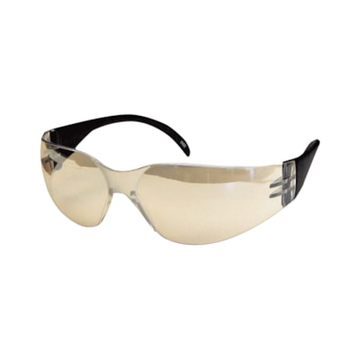 Dentec CeeTec Safety Glasses, With Indoor/Outdoor Silver Mirror Lens LENS  RUBBERIZED TEMPLES CSA
