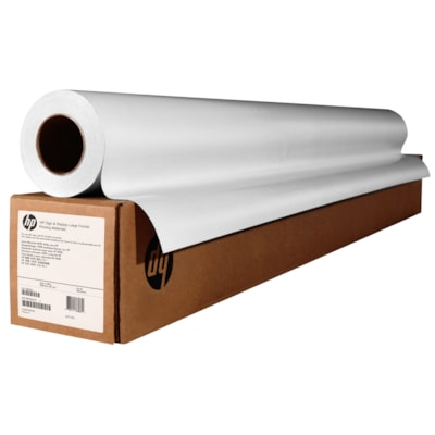 HP UNIVERSAL BOND PAPER 106 MICRONS (4.2 MIL) 3 INCH CORE  36 IN X 500 FT