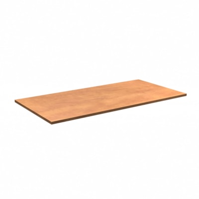 """HDL Innovations Height-Adjustable Table Top, Sugar Maple, 66"""" x 30"""" SUGAR MAPLE FINISH 66""""W X 30""""D"""