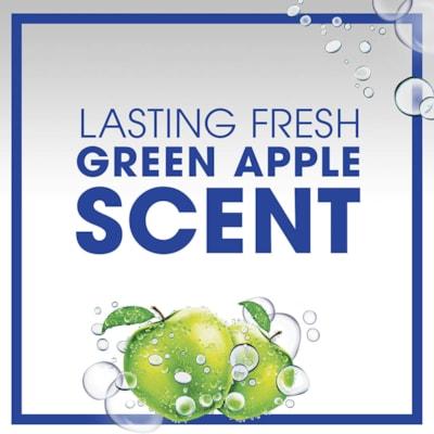 Head & Shoulders Anti-Dandruff Shampoo, Green Apple Scent, 400 mL GREEN APPLE  ANTI-DANDRUFF