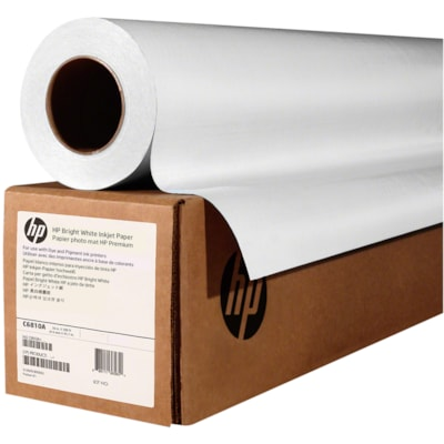 HP BRIGHT WHITE INKJET PAPER 119 MICRONS (4.7 MIL) 36 IN X 300 FT