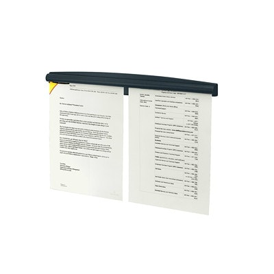 Barre pince-notes Partition Additions Fellowes PARTITION  ADDITIONS  ATTACHE PATTES MET  18X13/16X1 15/16PO