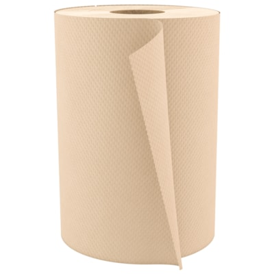 Cascades PRO Select 1-Ply Universal Hand Paper Towel, Natural, 350', 12/CT NATURAL   12 ROLLS / 350 FT