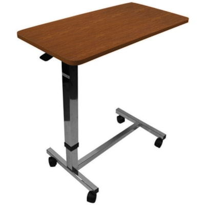 """BIOS Living Overbed Table ADJUSTABLE HEIGHT TABLE HEIGHT: 30"""" - 47"""""""