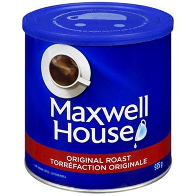 Maxwell House Ground Coffee, Original Roast, 925 g