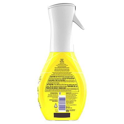 Mr. Clean Clean Freak Deep Cleaning Mist Multi-Surface Cleaner Spray, Lemon Zest Scent, 473 mL 473ML  LEMON ZEST SCENT