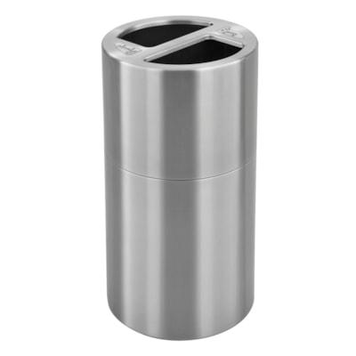 Contenant de recyclage double Safco