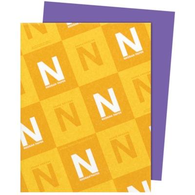 Papier Astrobrights Neenah, raisin gravité, format lettre, certifié FSC et Green Seal, 24 lb, rame FSC LASER INKJET GUARANTEED GRAVITY GRAPE