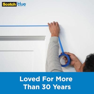 Ruban-cache multi-surfaces pour peintres Original ScotchBlue RUBAN POUR PEINT