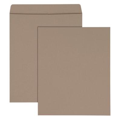 Enveloppes pour contenu lourd Grand & Toy, kraft, 15 po x 18 po, caisse de 100 BOUT OUVERT 100/PQT 40% FIBRES POST-CONSOMMATION