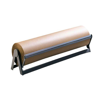 Crownhill Brown Kraft Roll Dispenser