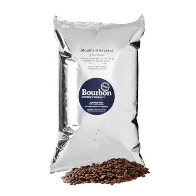 Bourbon Mountain Reserve Whole Bean Coffee MOUNTAIN RESERVE MEDIUM ROAST