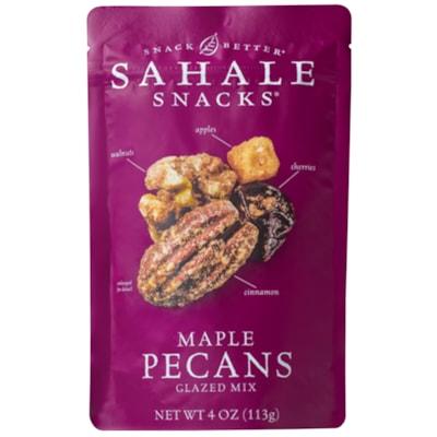Sahale Snacks, Maple Pecans Glazed Mix, 113 g, 6/CS