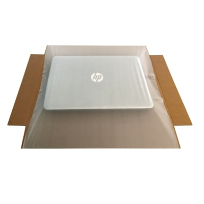 """Edge Laptop Stretch Pack Insert, Clear, 16 3/4"""" x 12"""" 16-3/4 X12 FITS SHIC3336"""