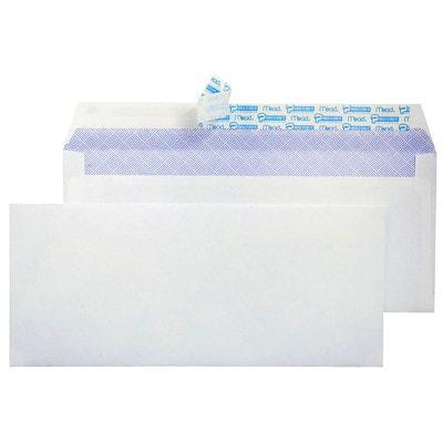 Enveloppes de sécurité Press-It Seal-It Hilroy NO 10 DE SéCURITé 45 CT 4-1/8 X 9-1/2