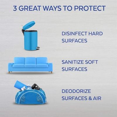 Lysol Disinfectant Aerosol Spray, Crisp Linen Scent, 350 g CRISP LINEN AEROSOL