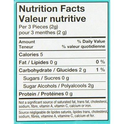 Wrigley's Excel Freshmint Mints, 12.2 g, 4/PK