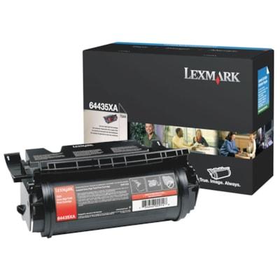 Lexmark T644 Black Extra-High Yield Toner Cartridge (64435XA) T644TN T644TDN EXTRA HIGH YLD YIELD 32000