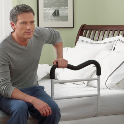 BIOS Living Adjustable Bed M-Rail FITS ANY SIZE BED