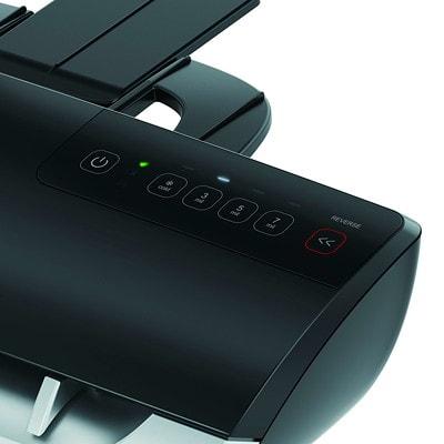 "Swingline GBC Fusion 3100L 12"" Laminator 31""/MIN THRU SPED.60SEC WARMUP HOT & COLD 3-7 MIL CAP BLK"