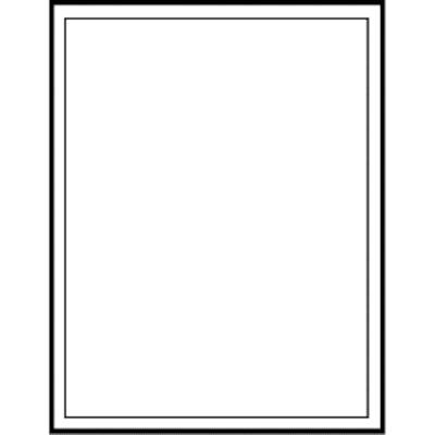 "Avery 1/2"" Durable View Slant-D Ring Presentation Binder, Black, Letter Size   "" SLANT D RINGS BLACK"