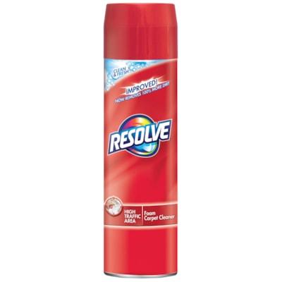 Resolve High Traffic Foam Carpet Cleaner, 623 g AEROSOL
