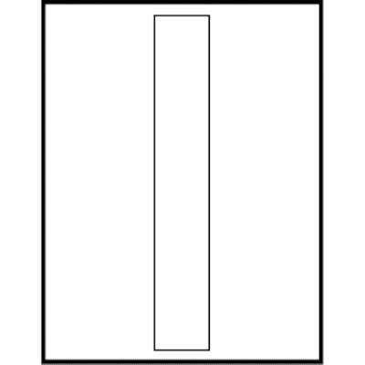 "Avery 2"" Durable View Slant-D Ring Presentation Binder, Black, Letter Size SLANT D RINGS BLACK 2"""