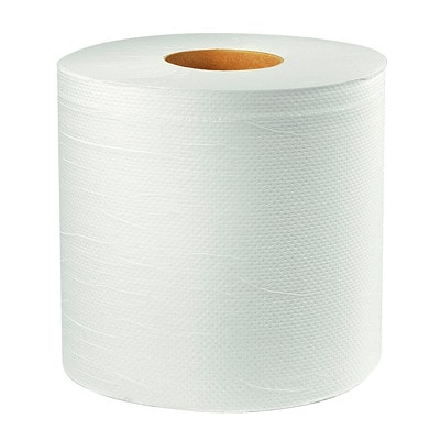 """Embassy 2-Ply Center-Pull Hand Paper Towels, White, 600 Sheets/RL, 6/CT 7 3/4""""X12""""CORE 3 1/3"""""""