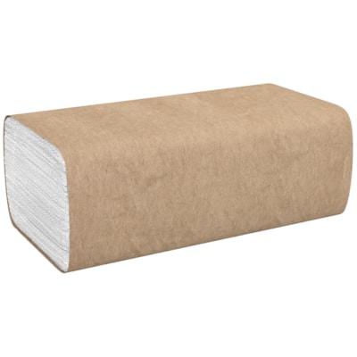 """Cascades PRO Select 1-Ply Single-Fold Hand Paper Towels, White, 250 Sheets/PK, 16/CT 9""""X9.45"""""""