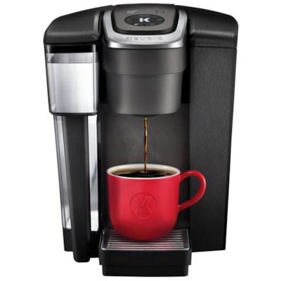 "Keurig K-1500 Single-Serve Commercial Coffee Maker, Black SINGLE SERVE  SML BUSINESS 12.35""H X 12.1""D X10.25""L"