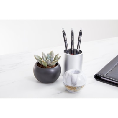 Sharpie S-Gel Retractable Pens, Blue, Medium 0.7 mm, 2/PK